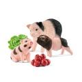 Schleich Farm World Mini-Schwein Mutter und Ferkel 42422