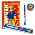 Feuerwehrman Sam Schreibset