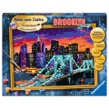 Ravensburger Malen nach Zahlen Brooklyn Bridge