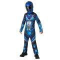 Kostüm Blue Power Ranger 2017 Classic L