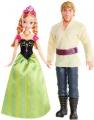 Disney Die Eiskönigin Anna und Kristoff Puppen