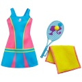 Barbie Kleidung Tennisspielerin