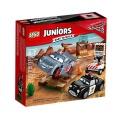 Lego 10742 Juniors Cars Crazy 8 Rasante Trainingsrunden