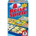 8 Reise-Spiele, magnetisch von Schmidt Spiele