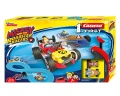 Carrera First Rennbahn Mickey and the Roadster Racers