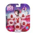 Hanazuki Sammelschätze 6er-Pack rot
