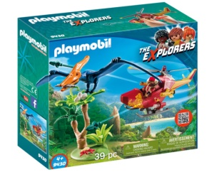 Playmobil The Explorers