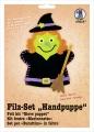 Filz-Bastel-Set Handpuppe Hexe