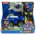 Paw Patrol Jungle Rescue Chase´s Jungle Cruiser