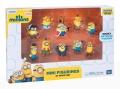 Minions Minifiguren-Set 10 Stück Packung