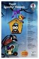 Bastelset Paper Spooky Houses Eulen