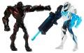 Max Steel und Dredd von Mattel