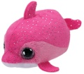 Ty Teeny Tys Delfin pink Floater
