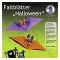 Faltblätter Halloween 20 x 20 cm