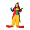 Kostüm Clown Clownmantel 140