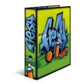 Herma Motivordner A4 Graffiti Fresh