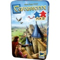 Carcassonne für 2 Mitbringspiel in Metallbox