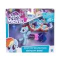 My little Pony Movie Land- & Seepony Modespass Rainbow Dash