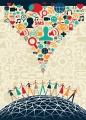 Softcover Notizkladde A6 liniert Rememberbooks Social Media