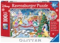 Ravensburger Puzzle Die Prinzessinnen feiern Weihnachten