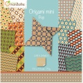 Avenue Mandarine Origami Papier Pop 240 Blatt 7,5 x 7,5 cm