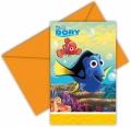 Finding Dory Einladungskarten
