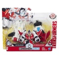 Transformers RID Crash Combiners Skysledge n Stormhammer
