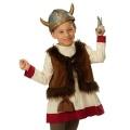 Kostüm-Zubehör Wikingerhelm Kind