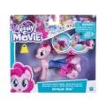 My little Pony Movie Land- & Seepony Modespass Pinkie Pie