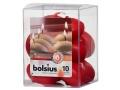 Bolsius Schwimmkerzen rot 10 Stück