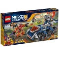 Lego Nexo Knights 70322 Axls mobiler Verteidigungsturm