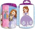 Disney Sofia die Erste Mini Skizzenblock mit Stiften