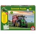 Puzzle John Deere 8370R Traktor 60 Teile