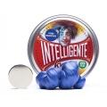 Intelligente Knete Blaue ferromagnetisch mit Magnet