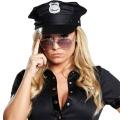 Kostüm-Zubehör Police Cap Polizeimütze 59