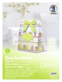 Bastelmappe Geschenkboxen-Set Celina Motiv 1 Ostern