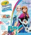 Crayola Color Wonder Magischer Malspaß Die Eiskönigin Frozen