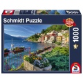 Puzzle Blick auf den Comer See 1000 Teile