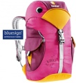 Deuter Kikki magenta-blackberry Kinderrucksack