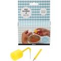 Ausblasgerät für Eier