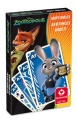 Disney Zoomania Quartett und Aktionspiel