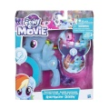 My little Pony Movie Leuchtende Freunde Rainbow Dash