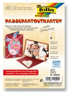 Passepartoutkarten