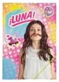 Soy Luna Gummizugmappe A3