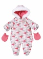 Zapf Creation Baby Annabell Deluxe Winterspaß Outfit