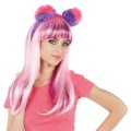 Kostüm-Zubehör Pinky Monster Haarreif