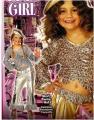 Kostüm Disco-Girl 116 gold