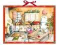 Adventskalender 1,2,3, Weihnachtsbäckerei