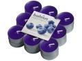 Bolsius Duft-Teelichter Blaubeere 18 Stück
