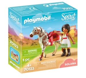 Playmobil Spirit Riding Free